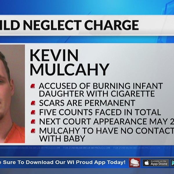 La Crosse man charged with child neglect on infant