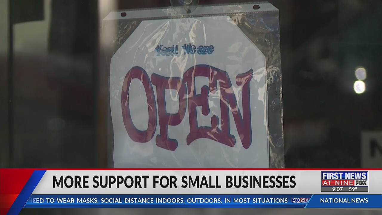 Small businesses seeing improvements, new relief program available in La Crosse County
