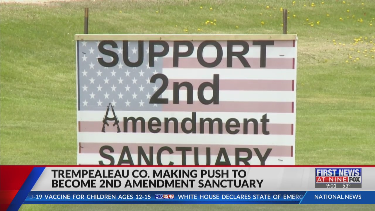 Trempealeau County may soon become 2nd Amendment sanctuary