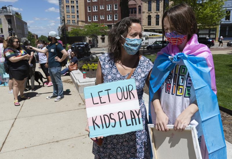 Wisconsin lawmakers consider banning transgender athletes