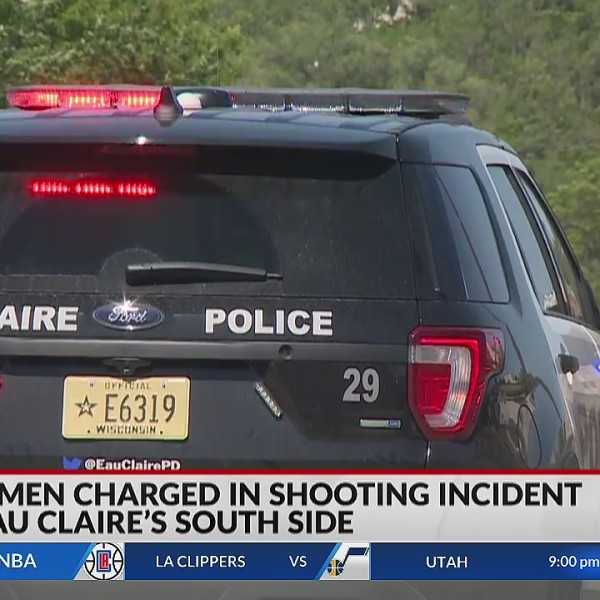 2 men charged in connection to Eau Claire shooting