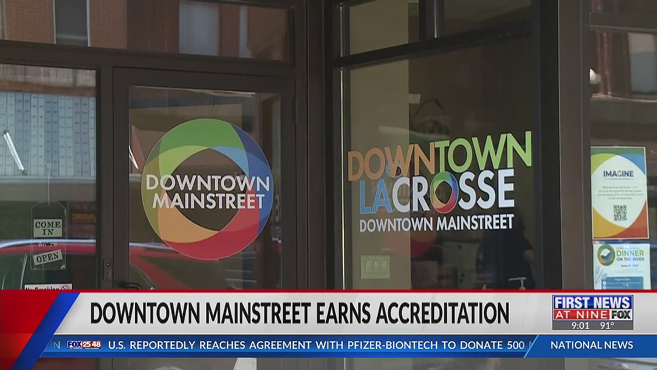 Downtown Mainstreet promoting economic growth through national accreditation