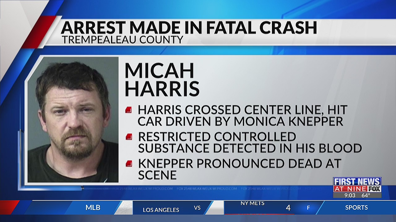 Nearly one year later, arrest made in fatal Trempealeau County crash
