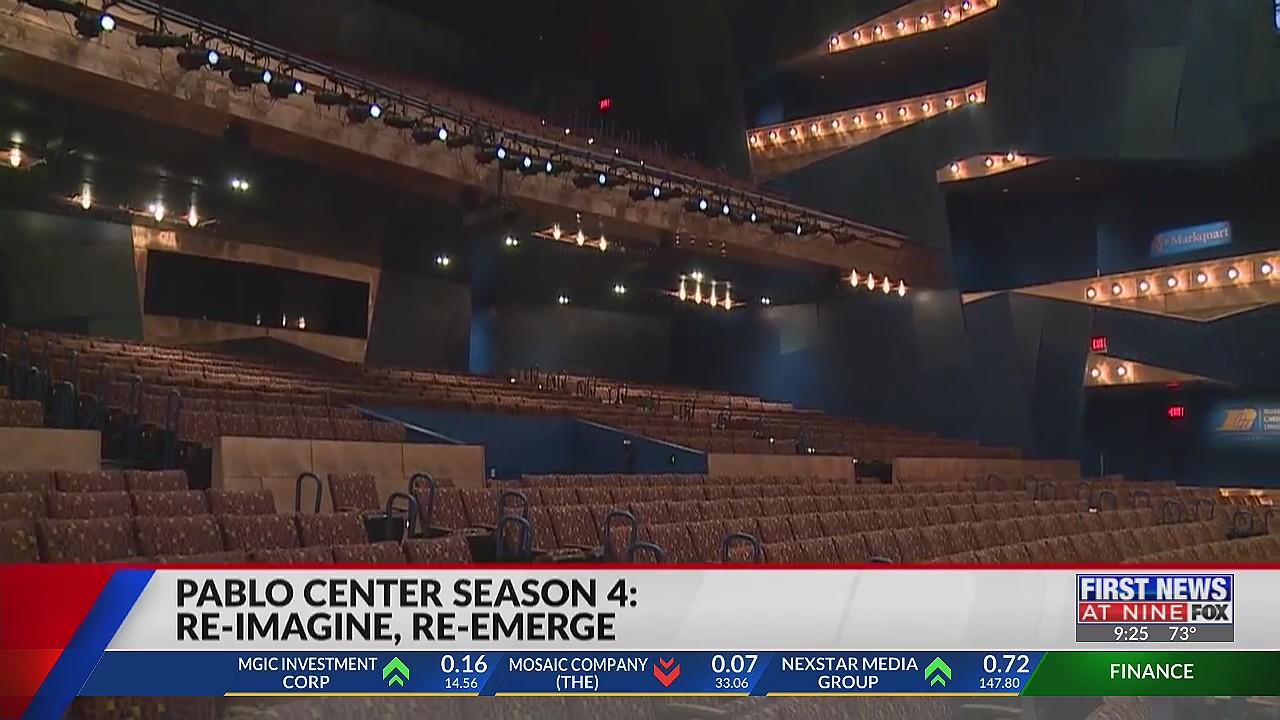 Pablo Center Announces 2021-2022 Season Lineup
