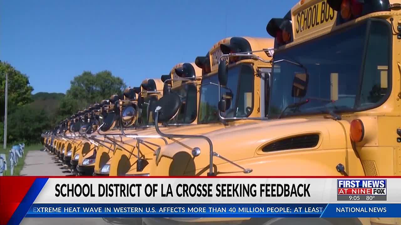 School District of La Crosse seeks feedback on long-range facility plan