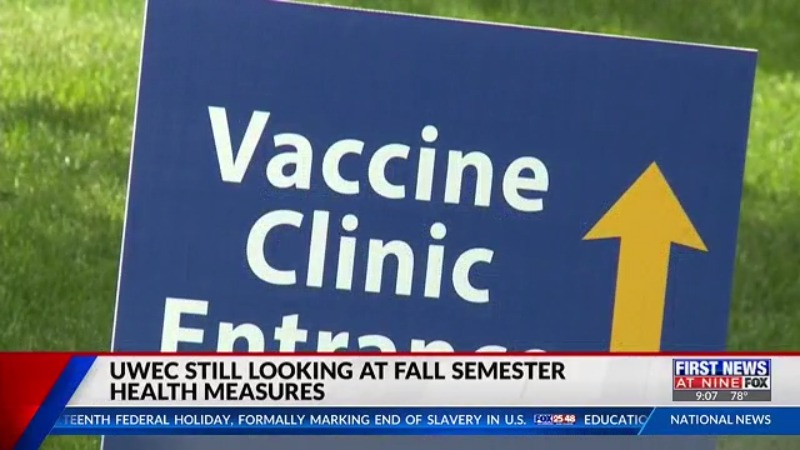 UW-Eau Claire hopes to return to normal for fall semester
