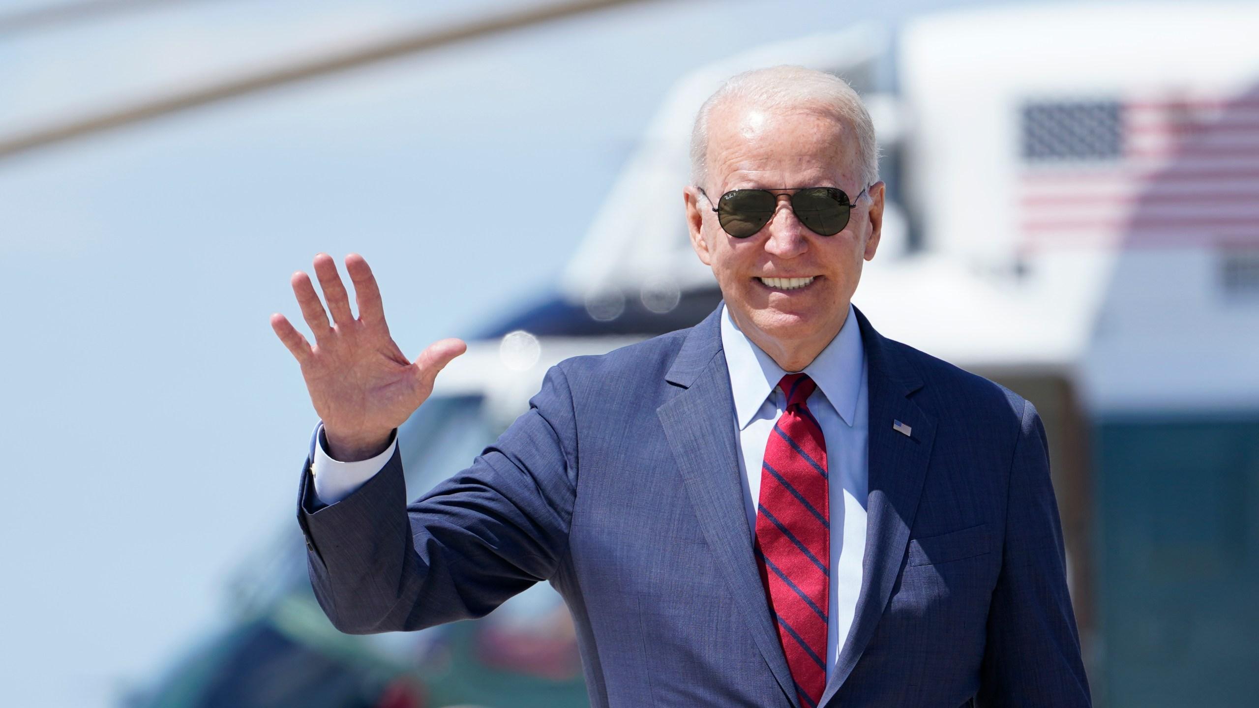 Joe Biden La Crosse