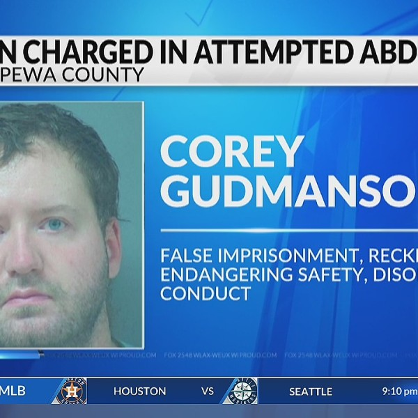 35-year-old man charged in attempted Chippewa Falls abduction case