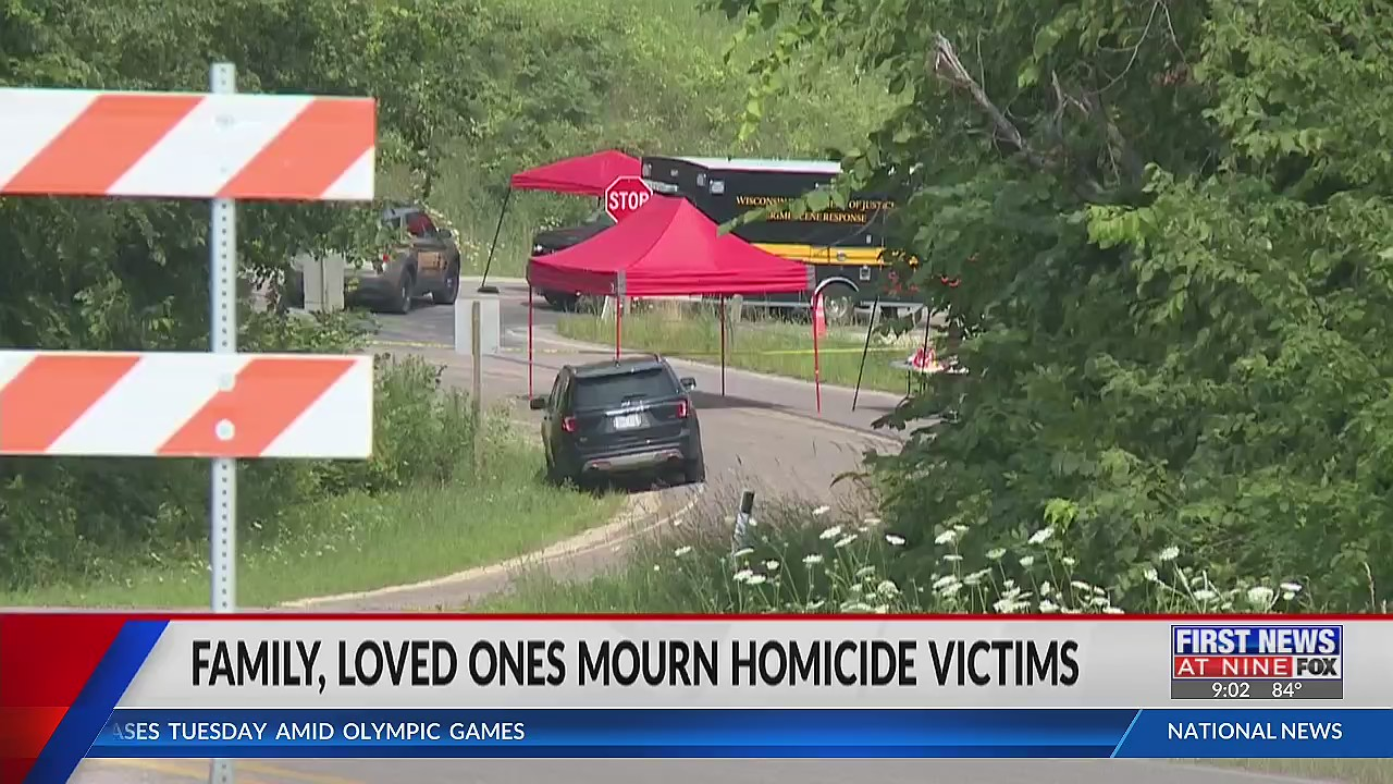 Family, loved ones mourn La Crosse County homicide victims