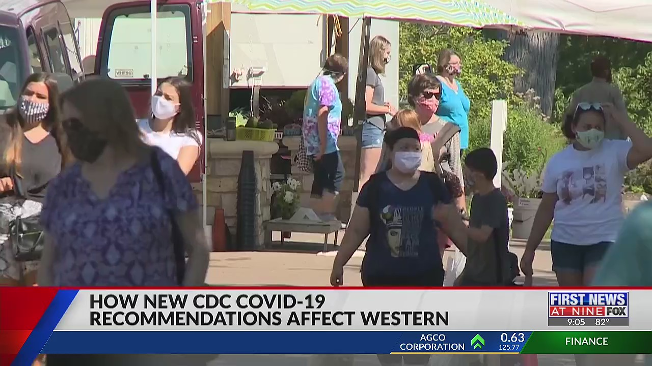 How new CDC COVID-19 recommendations affect western Wisconsin