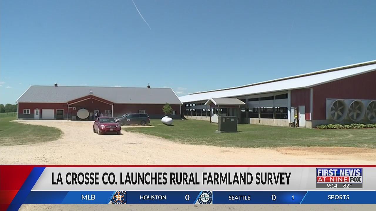 La Crosse County launches survey on future of farmland
