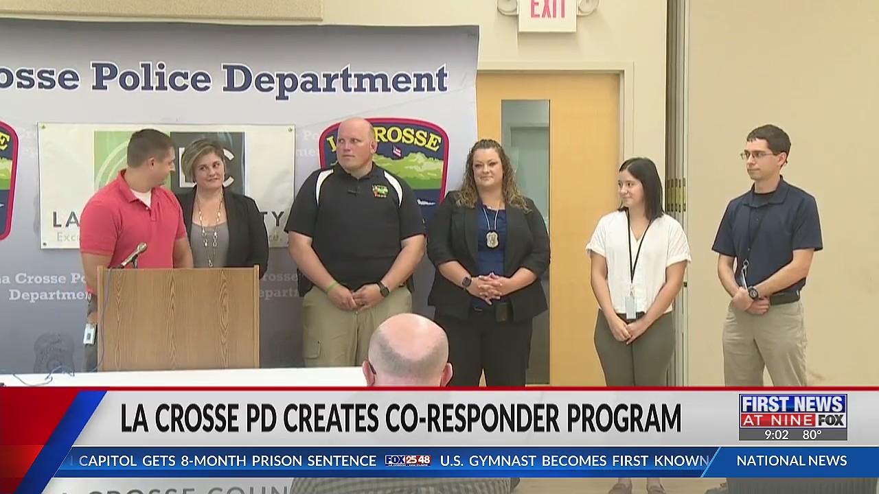 La Crosse Police Department partners with La Crosse County to focus on mental health assistance