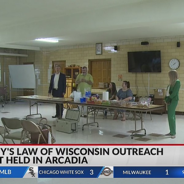 Marsy's Law of Wisconsin educational session held in Trempealeau County