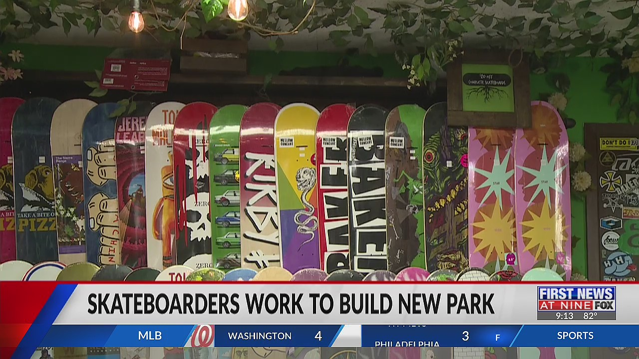 Skateboarders continue to push for new skate park in Eau Claire
