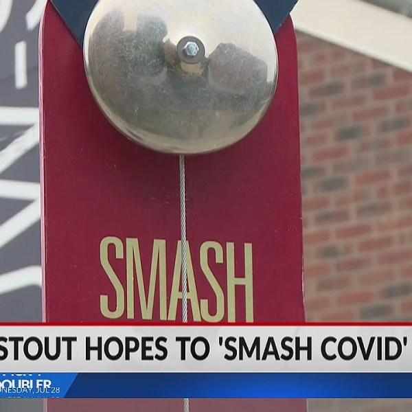 UW-Stout unveils vaccine incentives to 'Smash COVID'