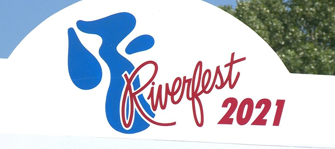 RIVERFEST 2021 SCHEDULE OF EVENTS
