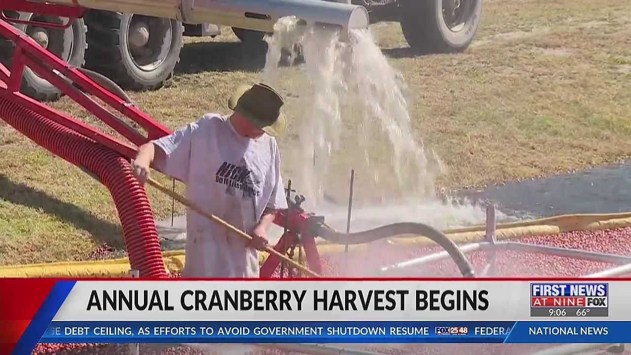 Annual Jackson County harvest begins