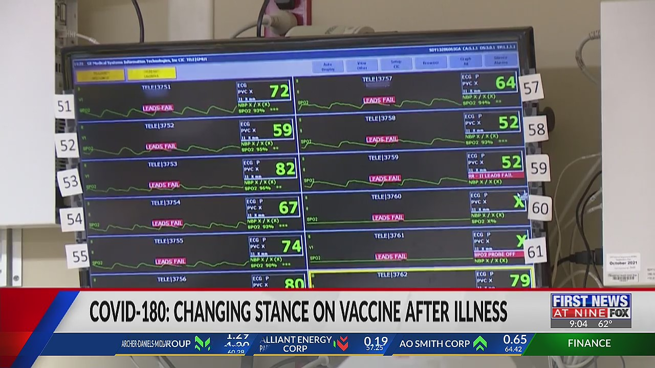 COVID-19 daily update Cases, deaths, vaccination rates in Wisconsin, La Crosse, Eau Claire (September 24, 2021)
