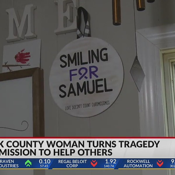 Clark Co. woman turns family tragedy into mission to help others