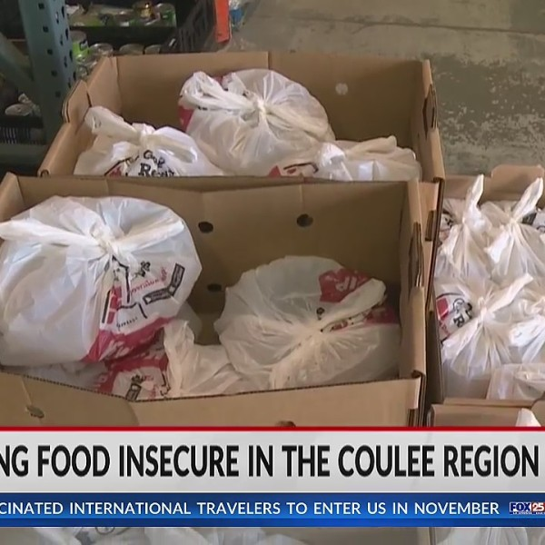 Hunger Task Force helping food insecure during National Hunger Awareness Month