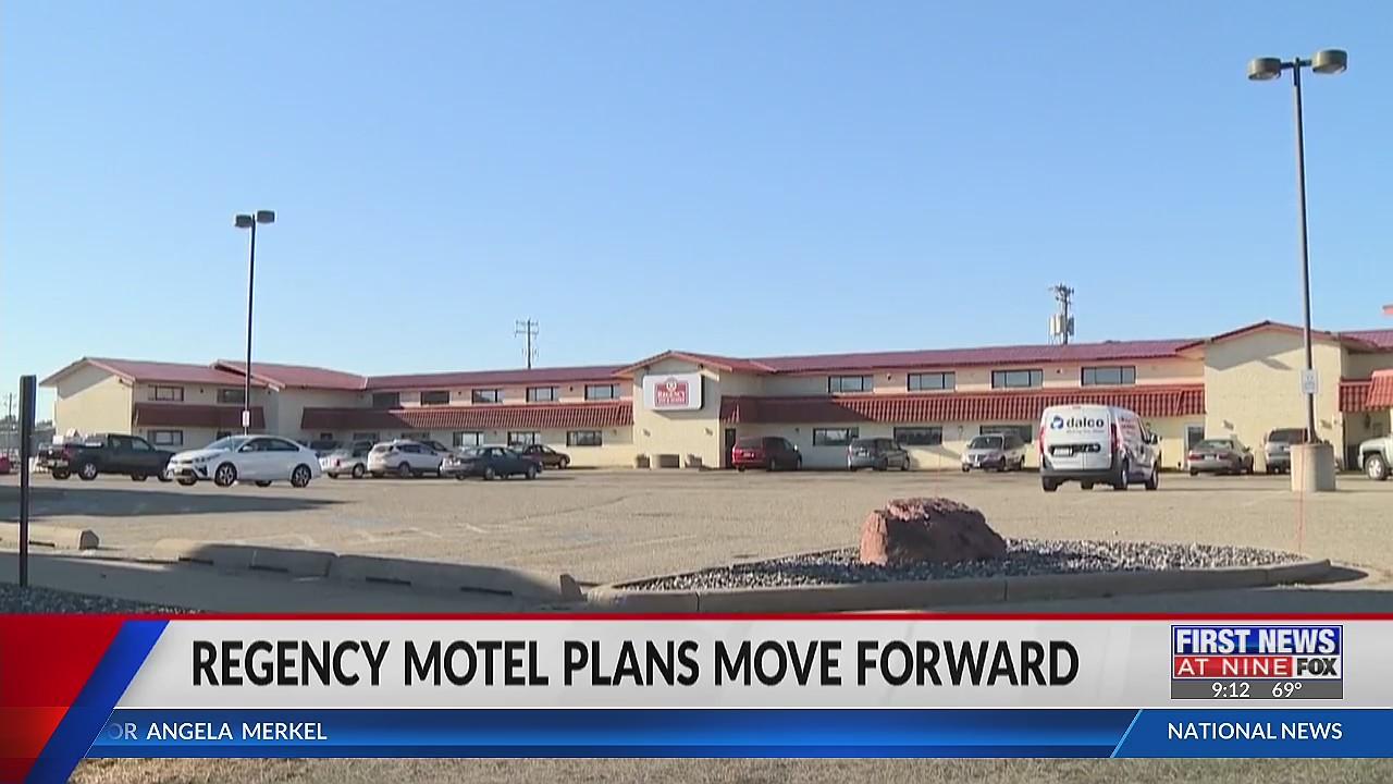 Plans for Eau Claire motel move forward