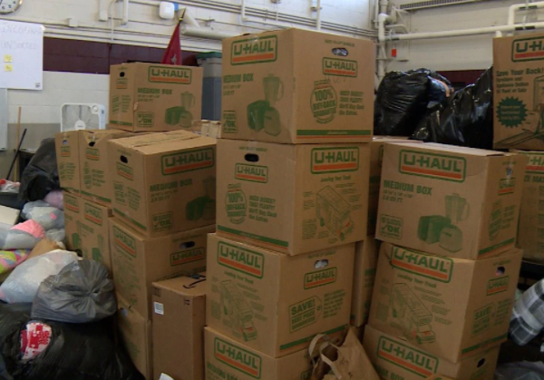 Team Rubicon, Salvation Army urging for winter clothing for Afghan evacuees