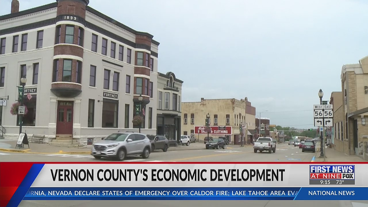 Vernon County's economic development continues to thrive