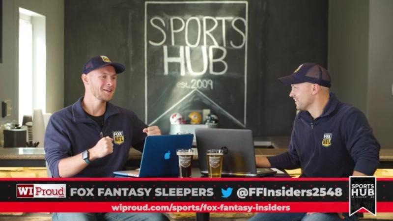 WEEK 2 FOX Fantasy Sleepers of the Week