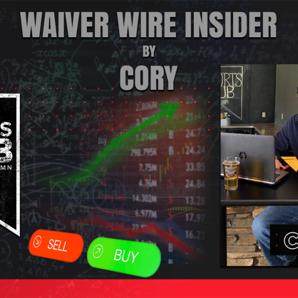 FOX Fantasy Waiver Wire Insider Cory