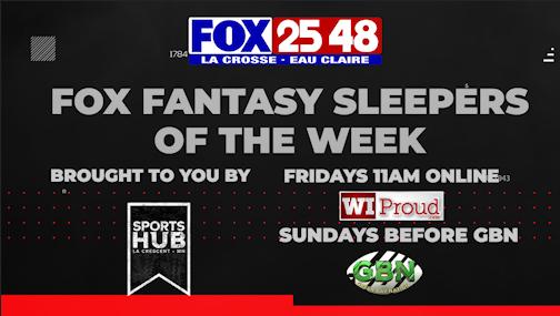 Fox Fantasy Sleepers of the Week
