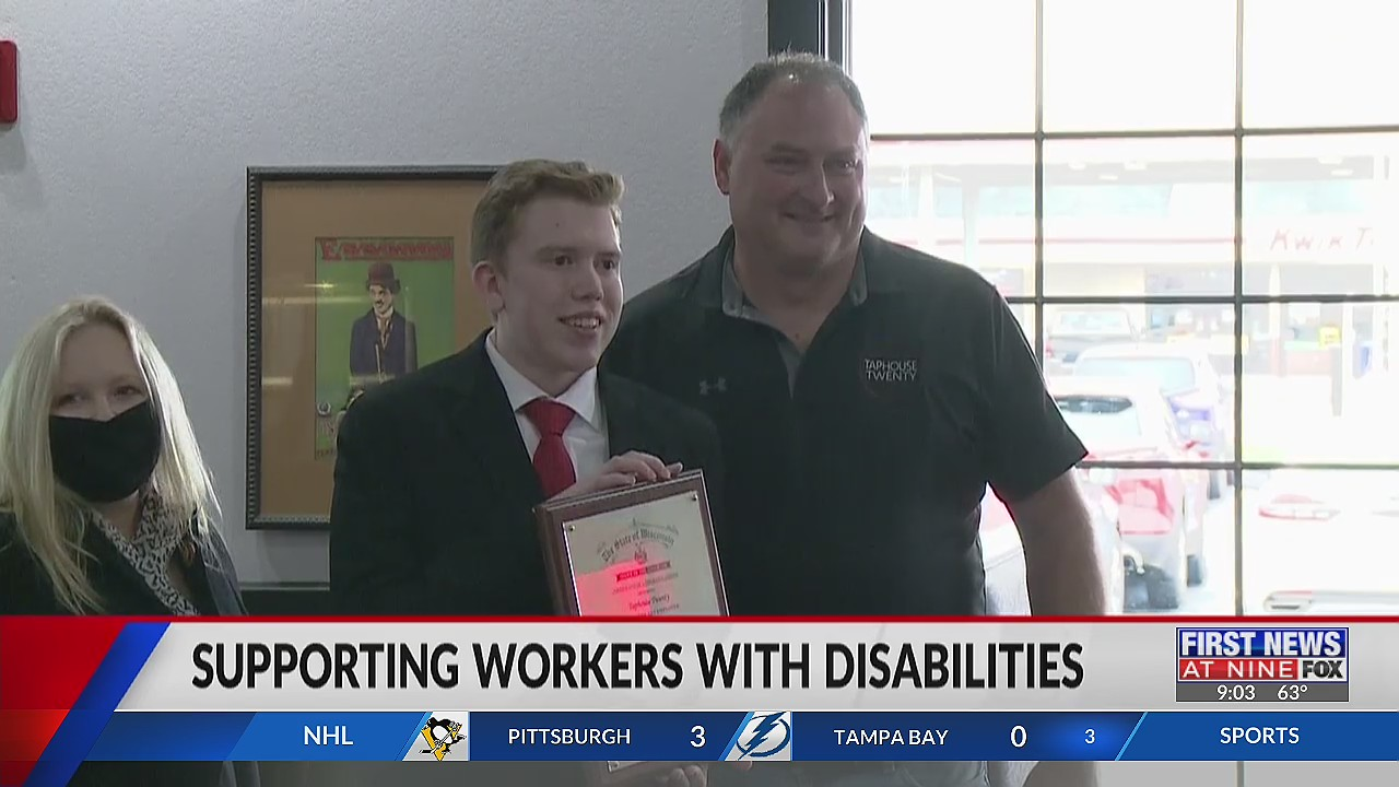 Businesses recognized for supporting workers with disabilities