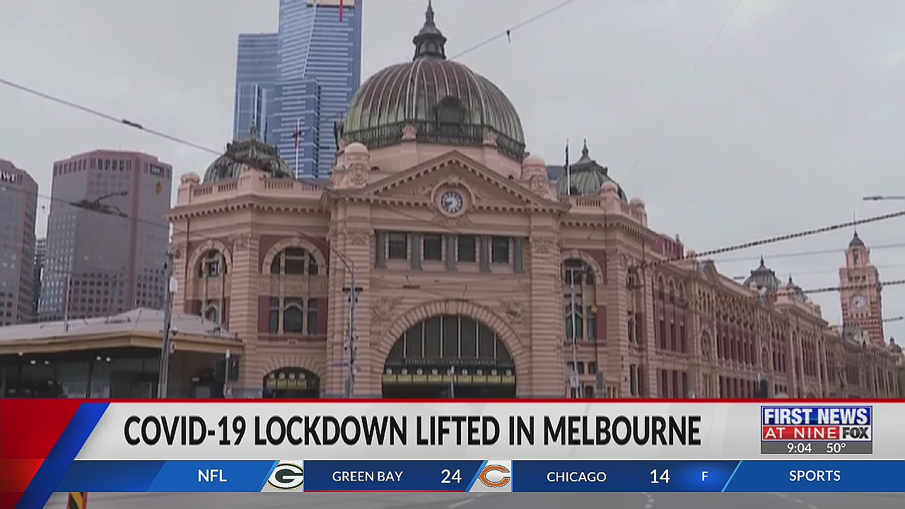 COVID-19 Lockdown Lifted In Melbourne, AUS