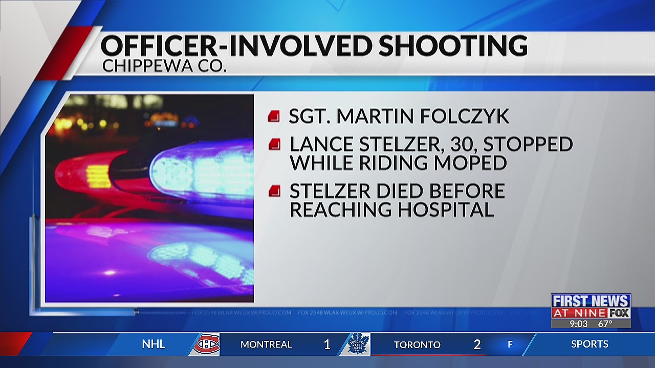 Names released of those involved in an officer-involved death investigation in Chippewa County