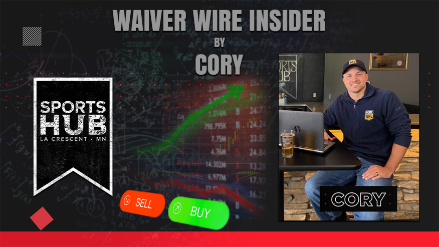 Week 6 Waiver Wire Insider